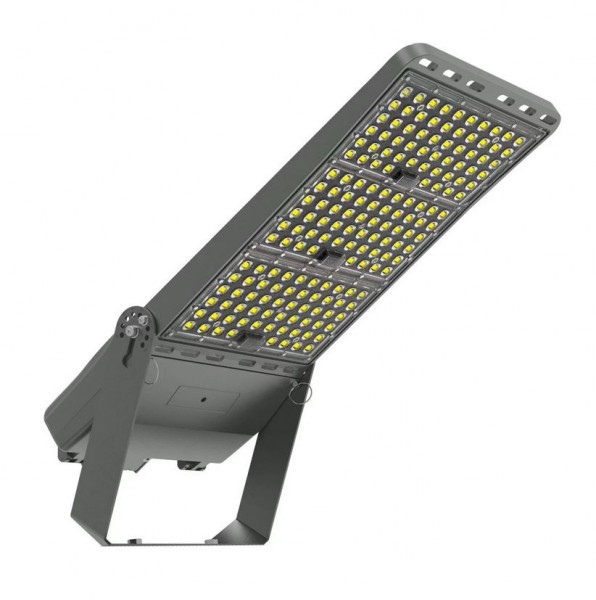 LED Flutlichtstrahler IP66 500W 30°, 5000K neutralweiß, 500 Watt, ~80.000 lm
