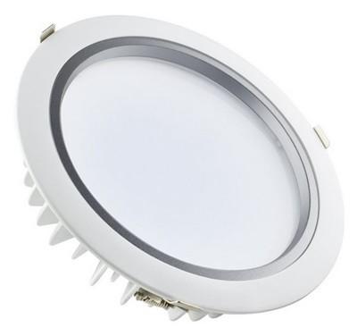 LED Einbaustrahler/ Downlight LEDL-40-830-9010-D250, 3000K, 4400 lm; 40W