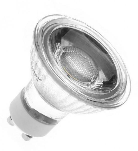LED Spot 220V GU10 LSP-GU10-830-5, 5Watt, ~459lm, 3000K