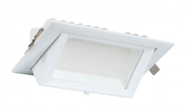LED Einbaustrahler/ Downlight schwenkbar 20W, Lichtfarbe 4000K